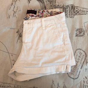 Shorts - White shorts